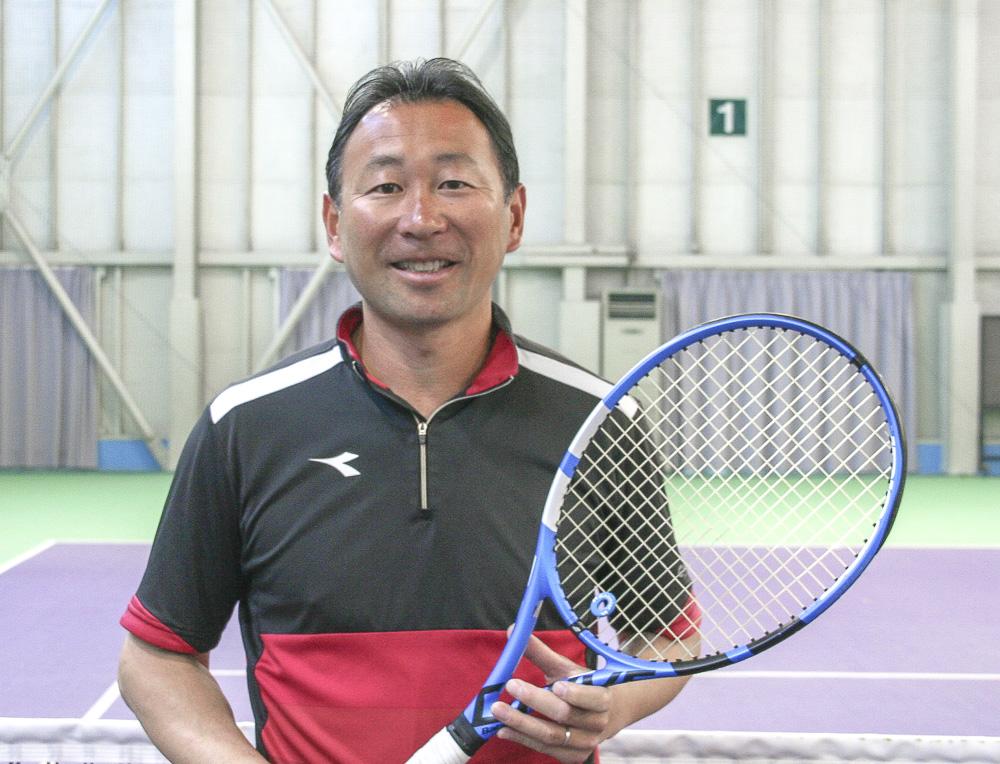 テニス 東 セサミ 久留米 スクール